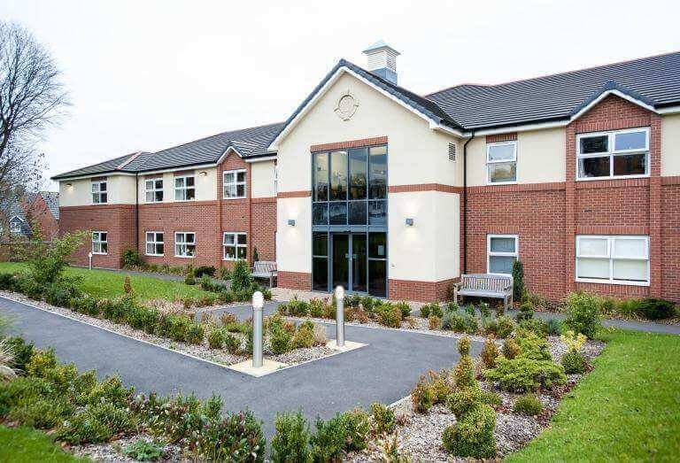 care home bedford