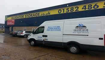 bedford removals near me